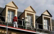 Chassis de toit (nettoyage avant peinture)