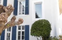 Peinture volets et façade