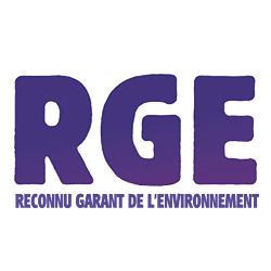 Reconnu Garant de l'Environnement (RGE)